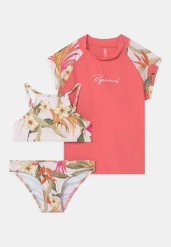 Rip Curl - GIRLS LEILANI SET - Haut de bikini - pink