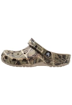 Crocs - CLASSIC REALTREE - Clogs - khaki