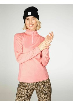 Protest - FABRIZ  - Fleecepullover - think pink