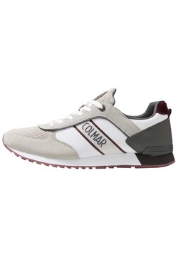 Colmar Originals - TRAVIS RUNNER - Sneaker low - white