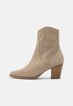 Zign - Classic ankle boots - beige