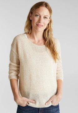 Esprit - Pullover - sand