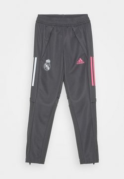 adidas Performance - REAL MADRID AEROREADY SPORTS FOOTBALL PANTS - Klubtrøjer - grefiv