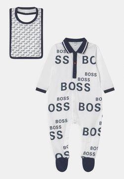 BOSS Kidswear - SET  - Strampler - white