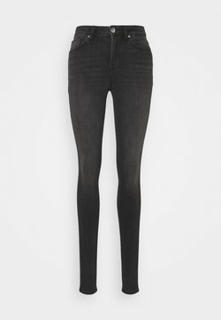 ONLY Tall - ONLIDA LIFE MIDWAIST  - Jeans Skinny Fit - grey denim