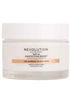 Revolution Skincare - MOISTURE CREAM SPF15 NORMAL TO OILY SKIN - Soin de jour - -