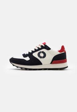 Ecoalf - YALE KIDS UNISEX - Sneakers laag - red