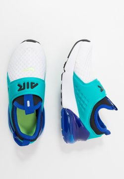 Nike Sportswear - AIR MAX 270 EXTREME - Instappers - white/ghost green/oracle aqua/hyper blue