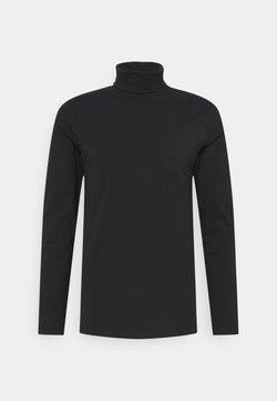 Lindbergh - Langærmede T-shirts - black