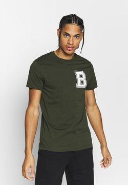 Björn Borg - CENTRE TEE - T-shirt print - rosin