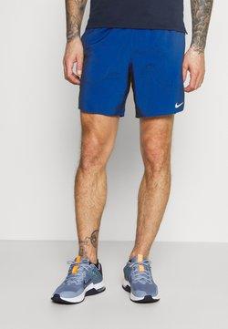 Nike Performance - FLEX STRIDE SHORT - kurze Sporthose - game royal/silver