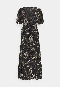 Mavi - PRINTED DRESS - Maxikleid - black