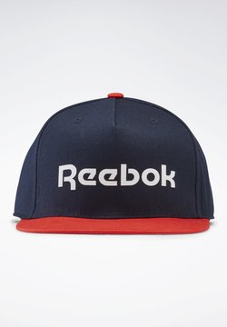Reebok - ACTIVE CORE LINEAR LOGO CAP - Gorra - blue