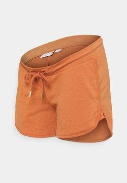 MAMALICIOUS - MLGEGGO  - Shorts - sunburn melange