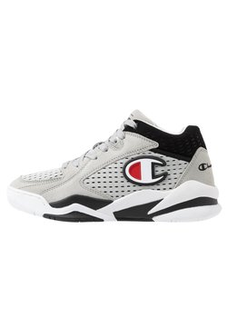 Champion - MID CUT SHOE ZONE - Zapatillas de baloncesto - grey