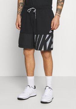 Nike Sportswear - Shorts - black/particle grey/white