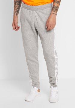 adidas Originals - STRIPES PANT UNISEX - Spodnie treningowe -  grey heather