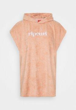 Rip Curl - HOODED TOWEL MINI - Serviette - peach