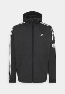 adidas Originals - UNISEX - Kevyt takki - black