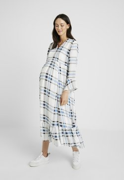IVY & OAK Maternity - MIDI MATERNITY DRESS - Maxi-jurk - snow white