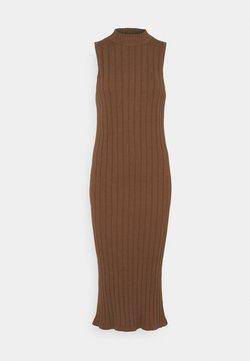 Object - OBJAMIRA DRESS - Vestido de punto - partridge