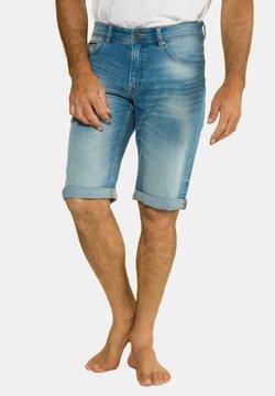 JP1880 - Jeans Shorts - bleached denim