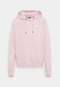 Nike Sportswear - HOODIE - Kapuzenpullover - champagne/white