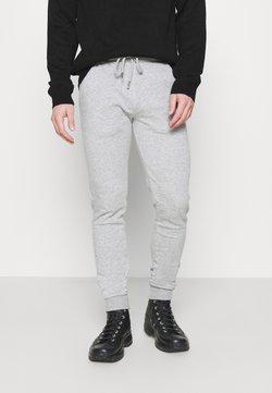 Brave Soul - MARTELL - Jogginghose - light grey marl