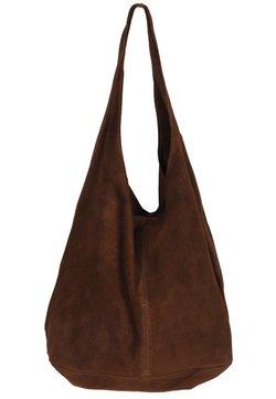 Zwillingsherz - LENA - Shopping Bag - braun