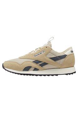 Reebok Classic - CLASSIC NYLON RIPPLE SHOES - Sneaker low - beige