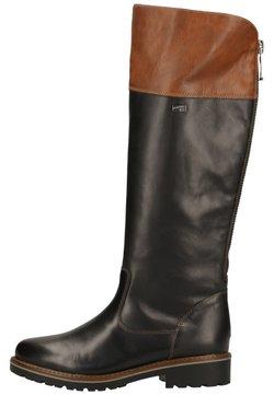 Remonte - Stiefel - schwarz/brown / 02