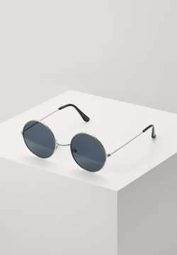 Only & Sons - ONSSUNGLASSES ROUND - Zonnebril - black