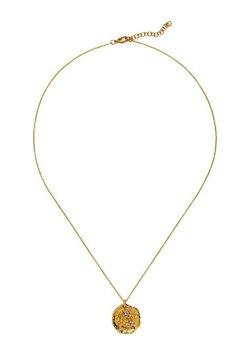 Mango - VISSEN - Halsband - goud