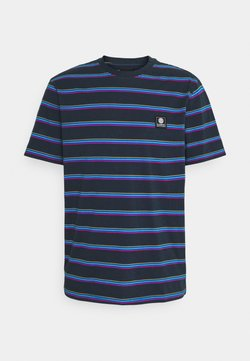 Element - BRADLEY - T-Shirt print - eclipse navy