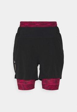 Vaude - SHORTY SHORTS - kurze Sporthose - black