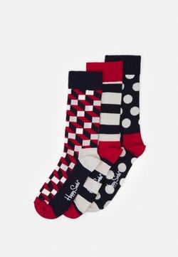 Happy Socks - CLASSIC GIFT 3 PACK - Socken - multi-coloured
