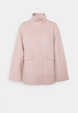 Theory - OUTERWEAR LUXE - Klassischer Mantel - soft pink