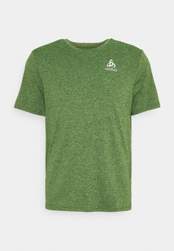 ODLO - RUN EASY 365 CREW NECK - Camiseta básica - lounge lizard melange