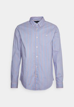 Scotch & Soda - REGULAR FIT STRIPED OXFORD - Hemd - combo