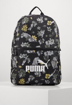 Puma - CORE SEASONAL DAYPACK - Ryggsäck - black