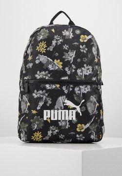 Puma - CORE SEASONAL DAYPACK - Reppu - black
