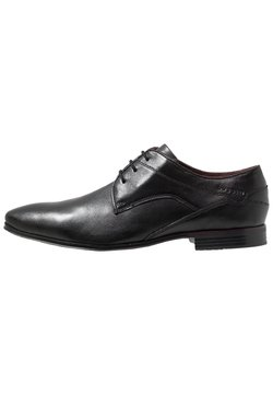 Bugatti - MORINO - Business-Schnürer - black