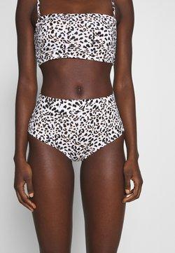 Rhythm - MALAWI HI WAIST PANT - Bikini-Hose - white