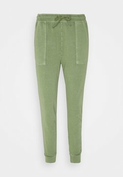 Esprit - PANT WASH - Jogginghose - light khaki