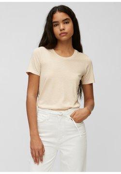 Marc O'Polo DENIM - T-Shirt print - multi/island beige