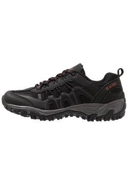 Hi-Tec - JAGUAR - Scarpa da hiking - black/picante