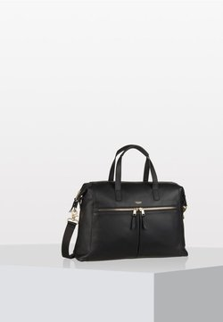 Knomo - MAYFAIR LUXE AUDLEY - Shopping Bag - Black