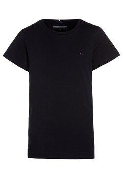 Tommy Hilfiger - GIRLS BASIC  - T-shirt basic - sky captain