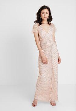 Lace & Beads - MAYSIE MAXI - Ballkleid - blush