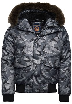 Superdry - EVEREST - Winterjacke - ink ticking